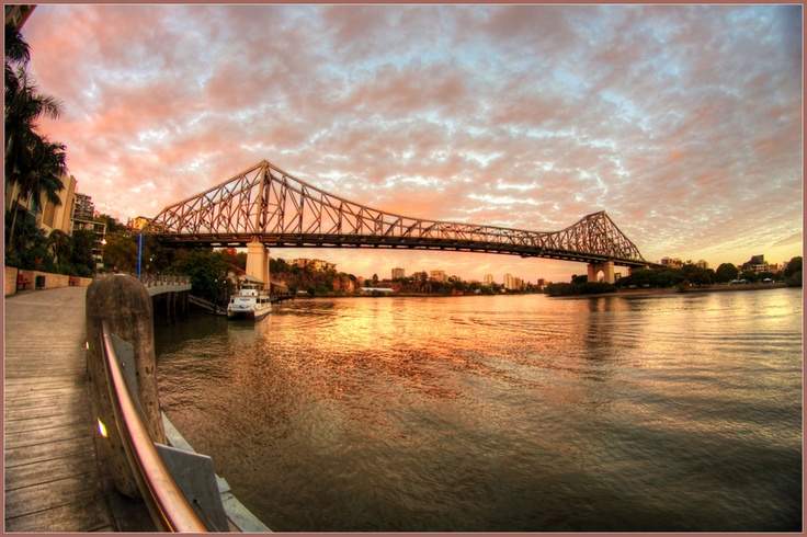 Queensland bucket list | 21. Walk the Brisbane River loop, starting at Fortitude Valley and heading under the Story Bridge, along Eagle Street Pier, through the Botanic Gardens, over Goodwill Bridge and up the Kangaroo Point cliff stairs and back across the bridge. http://blog.queensland.com/2013/01/23/100-things-to-d-queensland-before-you-die/