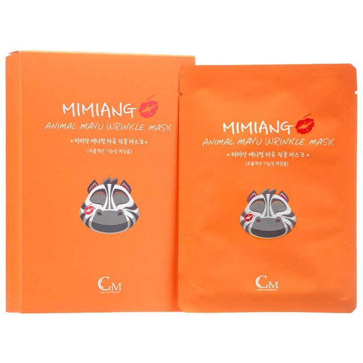 Mimiang - Маска от Морщин http://essheinfohelp.ru/articles/koreyskaya-kosmetika.html