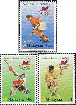 #Malaysia #1073-1075 mint never #hinged mnh 2002 hockey-wm,  View more on the LINK: http://www.zeppy.io/product/gb/2/151737057566/