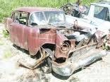 55 chevyWreck Muscleclassicdrag, Muscleclassicdrag Cars, Memories Offrust