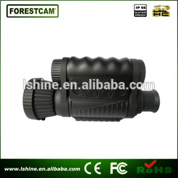Portable Wide Field Of View Night Vision Thermal Camera