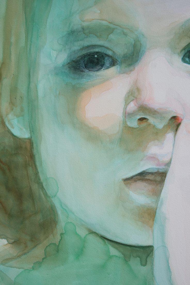 Ali Cavanaugh #watercolor jd