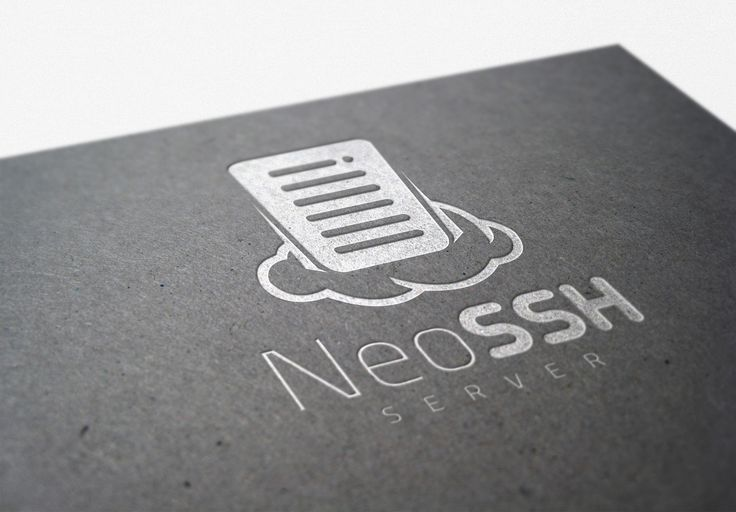 neoSSH server Logo #NeoSSH