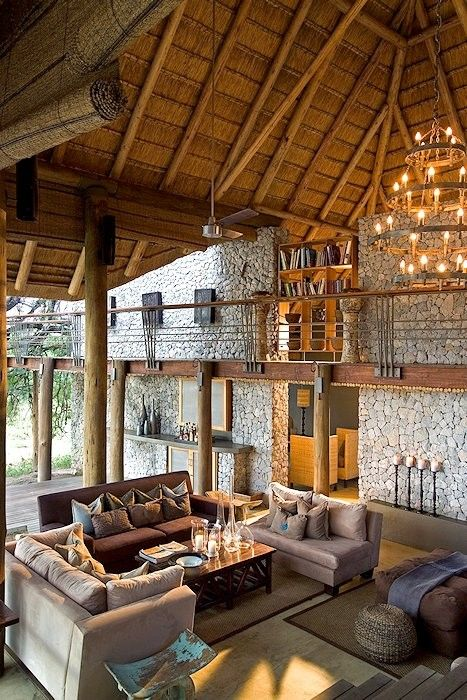 Exeter Leadwood Lodge, Sabi Sand Game Reserve, Limpopo, South Africa designed by Nick Plewman