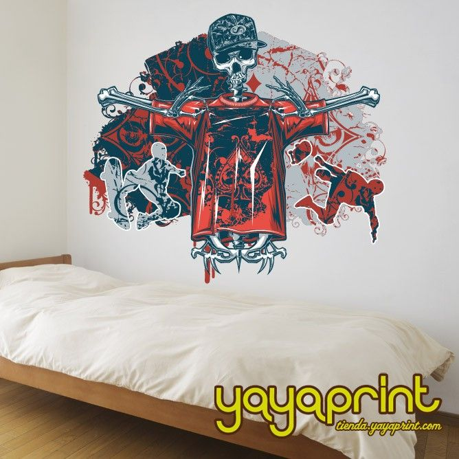 200 best images about vinilos pared decoraci n yayaprint for Stickers decorativos