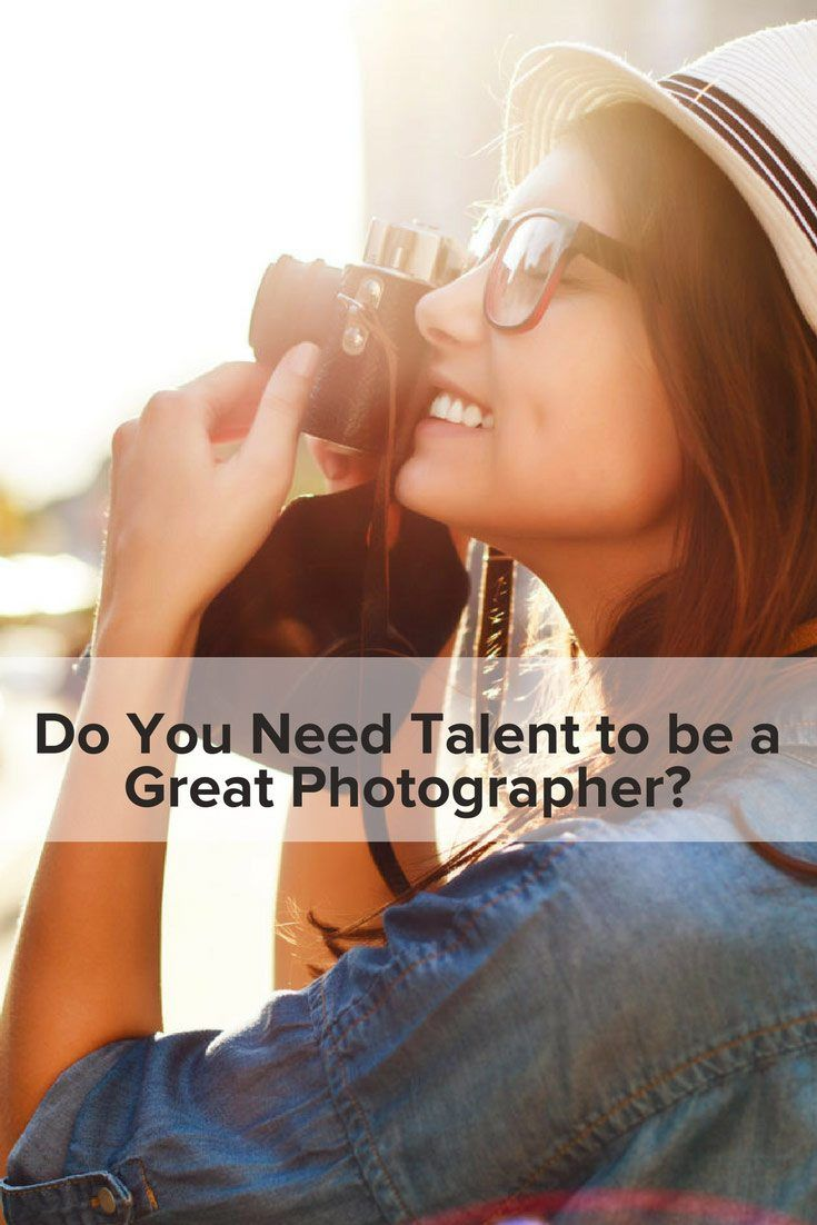 Do You Need Talent to Become a Great Photographer | Podcast | Photography | Creativity | Learn Photography