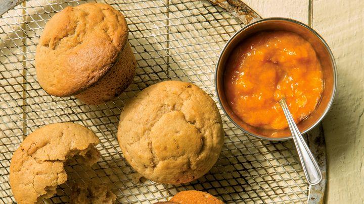Muffin au beurre d'amande | yoopa.ca