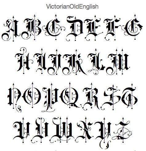 Viktorianischer alter englischer Guss
