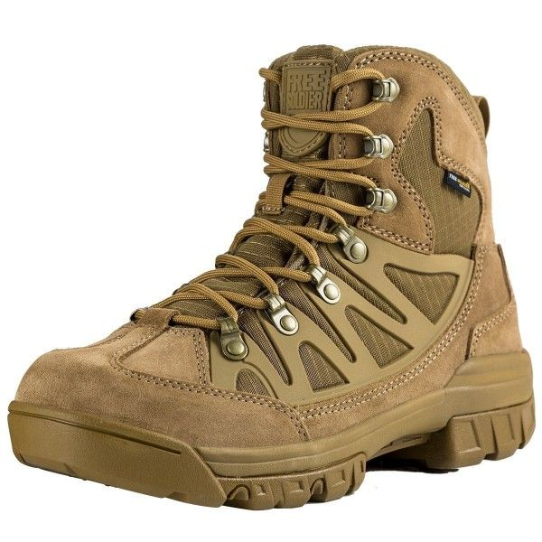 Men S Outdoor Military Tactical Ankle Boots Ultra Winter Mid Hiking Boot Coyote Brown Cl18528nayz Backpacking Boots Combat Boots Hiking Boot Reviews