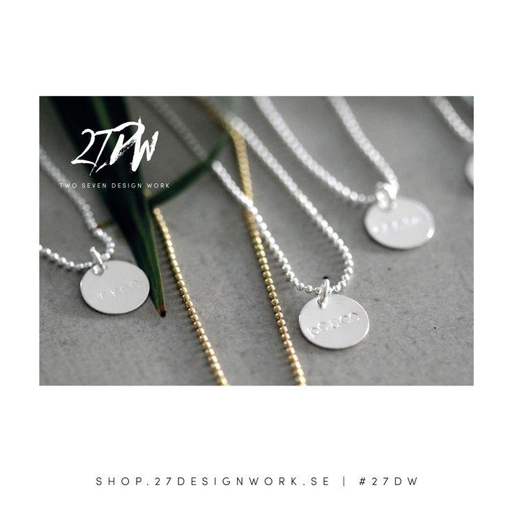 dream - free - peace - jewelry - necklece - golden collection - 27DW - design d.nylén