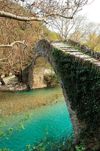 Fantastic Greece Stone bridge of #Kleidonia, #Konitsa, #Epirus, #Greece over #Aoos river Πέτρινο γεφύρι στην Κλειδωνιά της Κόνιτσας πάνω από τον ποταμό Αώο http://www.tovoion.com/products/κονιτσα%3Aη%20πολιτεια%203%20ποταμων%20/ https://www.facebook.com/FantasticGreece/photos/a.341424732568850.86667.340906459287344/846219992089319/?type=1