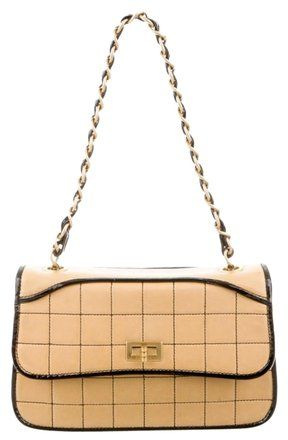 760a48fa670e Chanel - Quilted Neutral Front Flap Shoulder Bag - Tradesy