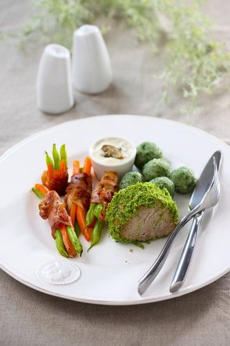 Najlepsi kucharze w Polsce prezentują przepisy na oryginalne, wykwintne i smakowite dania - Galeria - zdjęcie 1/4 - Onet Gotowanie