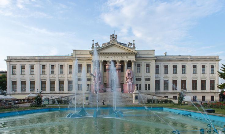 Muzeum   Ferenc  Josef  by  Stephen Szabo SZEGED, HUNGARY