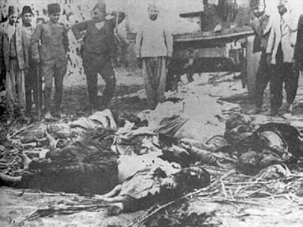 Οι Τούρκοι Έβραζαν Ζωντανά τα Μωρά μας. Ποντιακή Γενοκτονία (video)