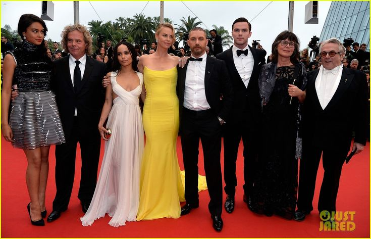 Naomi Watts & Julianne Moore Attend 'Mad Max: Fury Road' Premiere at Cannes Film Festival 2015
