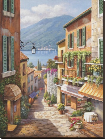 Village Steps - Sung Kim