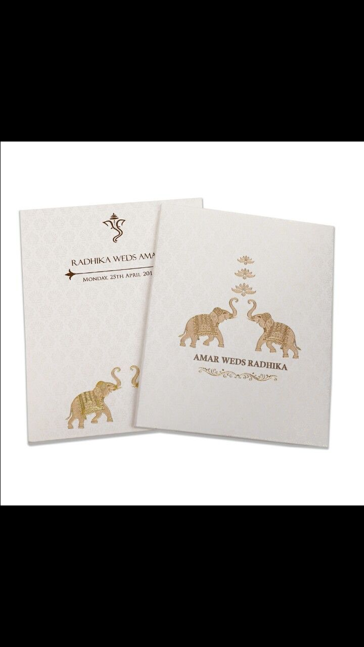 Traditional Marriage Invitation Cards Design From Jimit Card