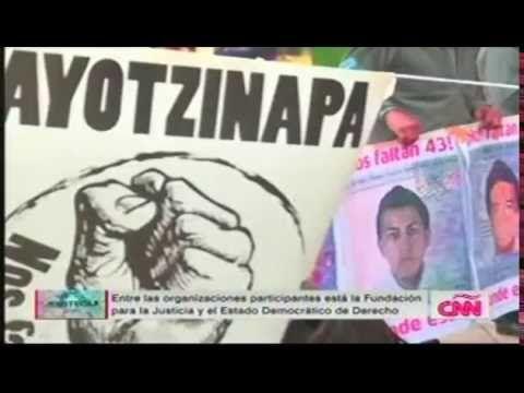 "carmen Aristegui: los crimenes ""atrocidades innegables en mexico"" / 9 ju..."