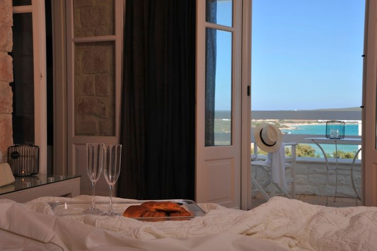 Breakfast in Bed..... with View to the Bay