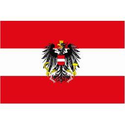 Austrian Flag #austria #europe #flag http://kruiser.ro/it/prenotazione/