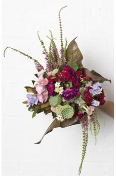 Pearsons Florist colour wheel unusual stylish flowers