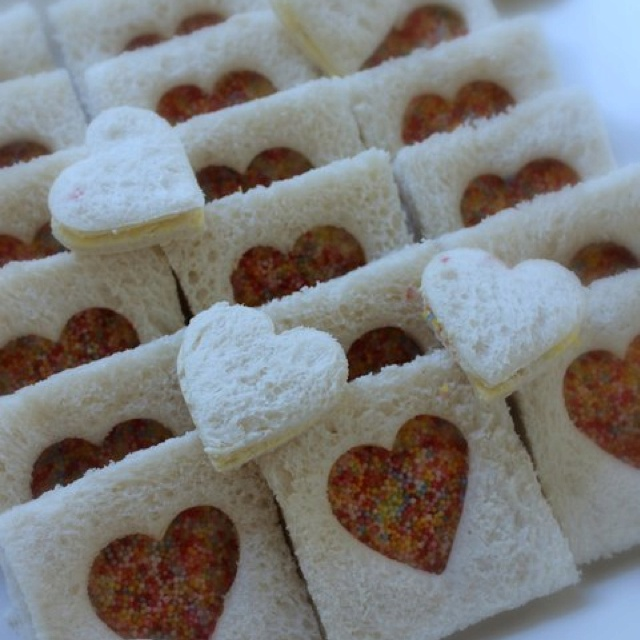 Love fairy bread idea