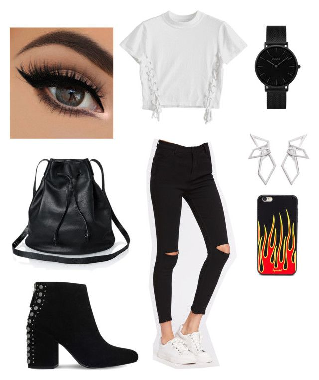 """Untitled #701"" by valerialoman on Polyvore featuring Senso, CLUSE and W. Britt"