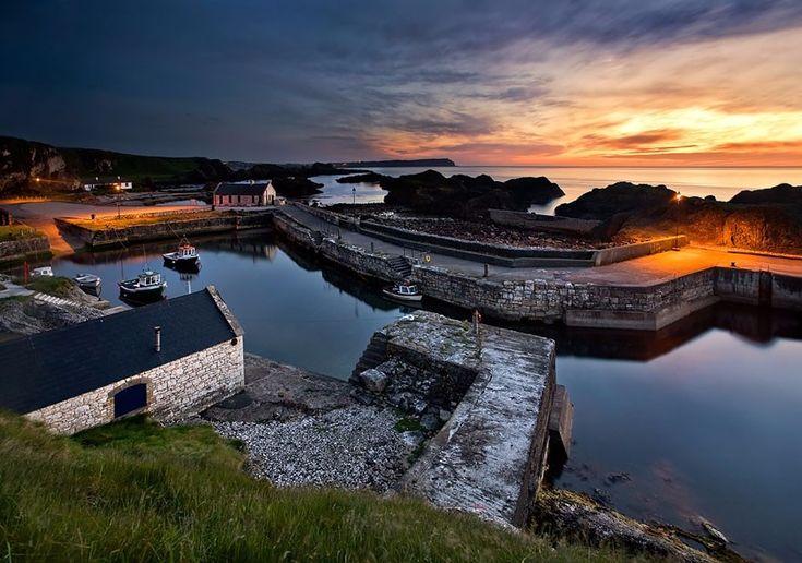 Port Ballintoy, Irlandia Północna