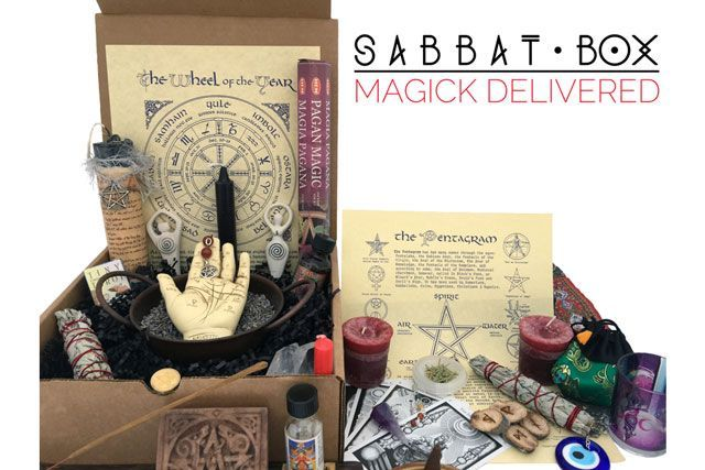 11 Magic Kits For Lazy Witches #refinery29  http://www.refinery29.com/magic-spell-kits#slide-10  Sabbat BoxThere truly is a subscription box for everything, even Pagan holidays. The wheel of the Pagan year has eight sabbats — Imbolc, Ostara, Beltane, Litha, Lammas, Mabon, Samhain, and Yule — so instead of being delivered monthly, boxes stuffed with Wiccan supplies arrive seven to 10 days before each celebration. You're cutting it too close for Ostara (March 20) this year,...