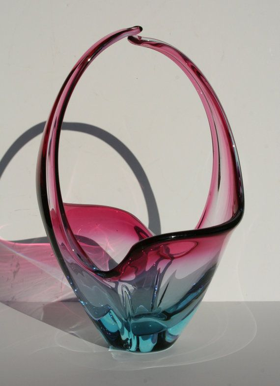 17 Best Images About Glass Baskets On Pinterest Coins Ruby Red And Ruby Lane