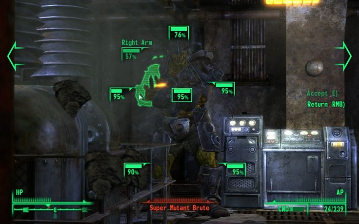 Fallout 3 Game Interface