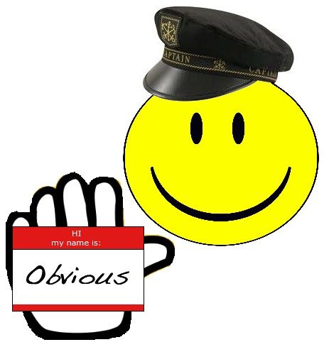 Captain Obvious | [Emotions] Emoticons | Pinterest | Songs, The o'jays ...