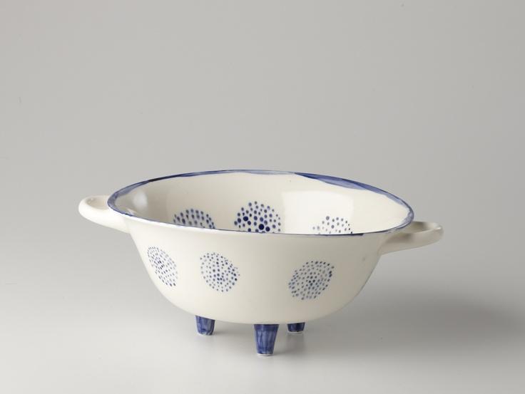 The Ceramic Colander