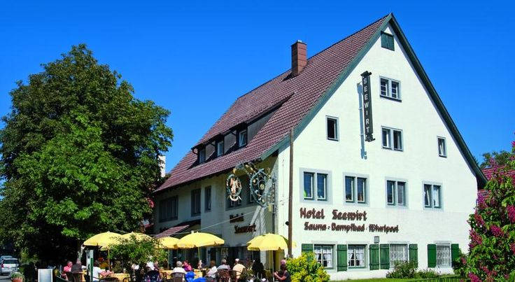 Hotel Seewirt Nonnenhorn Hotel Seewirt is peacefully located on the banks of Lake Constance, just 300 metres from Nonnenhorn Train Station. It offers a regional restaurant, an on-site farm and a spa area.