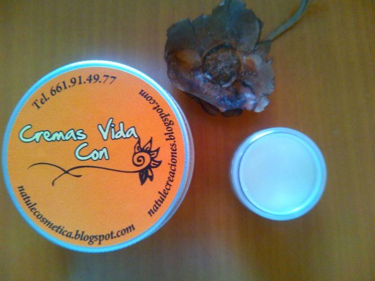 Cremas con Vida. Cosmética Artesana Natural: Ideal Antiestrias