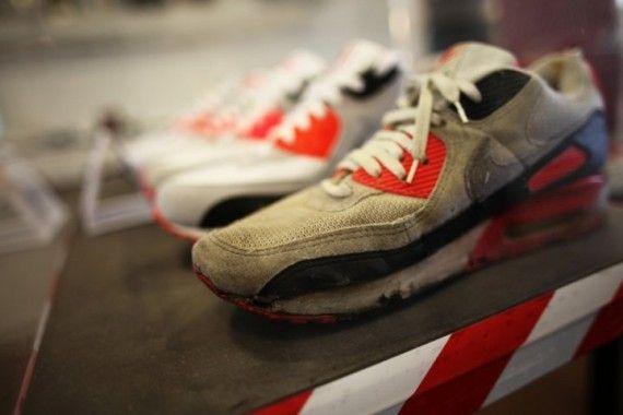 Nike Air Max 90 Infrared 2010