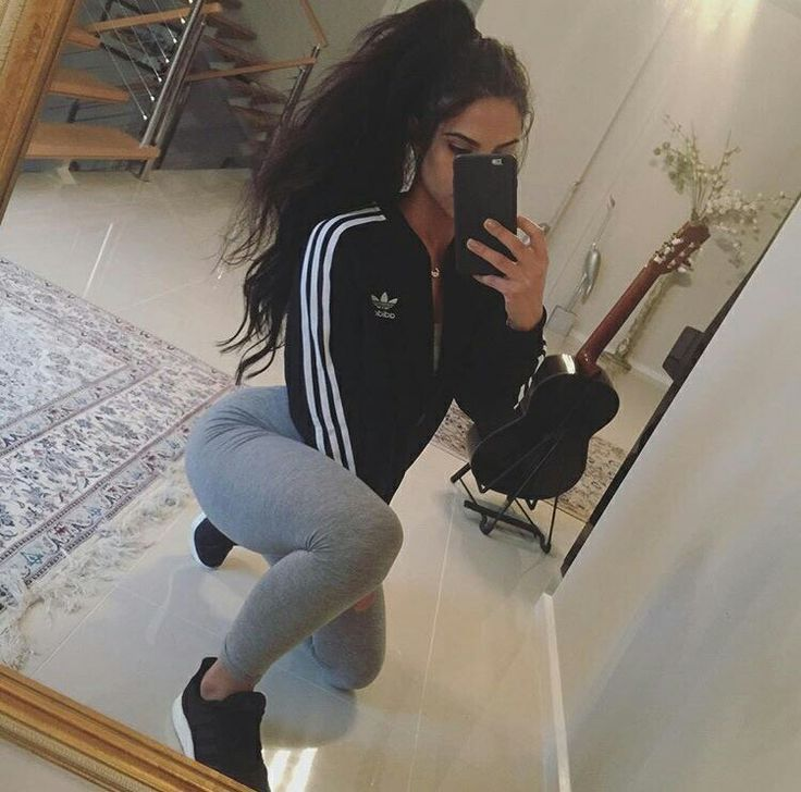 sporty outfit  adidas fashion  cute outfit