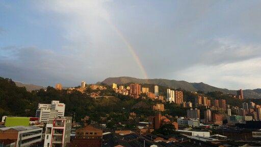 Sept 30-2015 / Desde la Clínica en Medellín