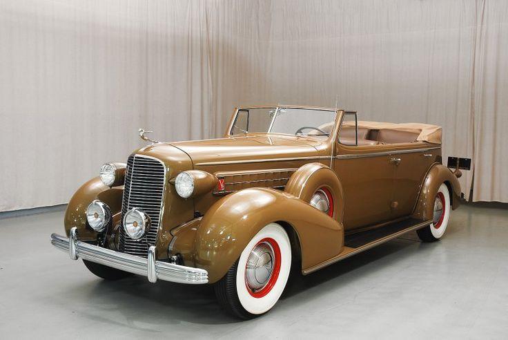 1936 Cadillac Convertible Sedan