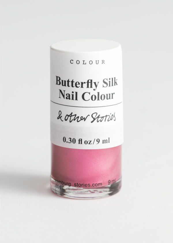 Butterfly Silk Nail Polish | & Other Stories | makeup in 2019 | Silk
