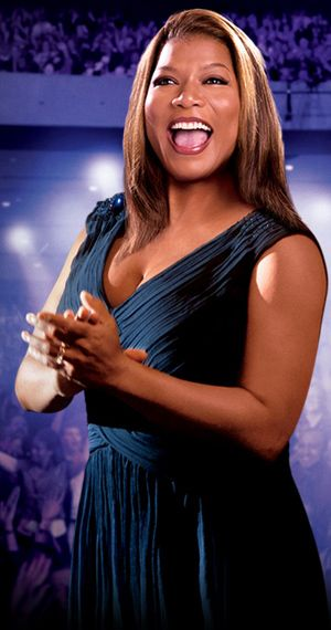 Queen Latifah I would enjoy meeting you. You vibrate in your soul and I have always found you very real, independent, strong, very full of life and you really seem grateful to wake up each morning. I admire those qualities in you.