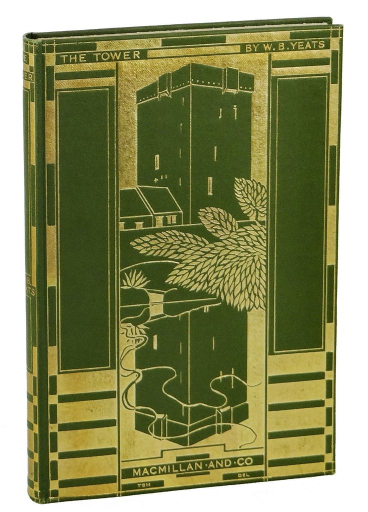 THE TOWER by WILLIAM BUTLER YEATS~ First UK Edition 1928