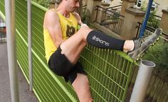 Great tip for climbing walls at obstacle course races - Mudstacle