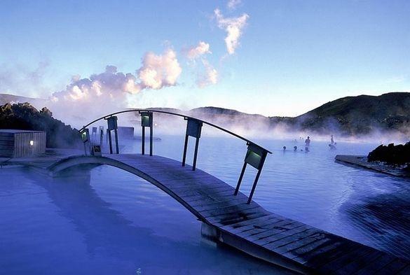 ...Iceland! Blue Lagoon