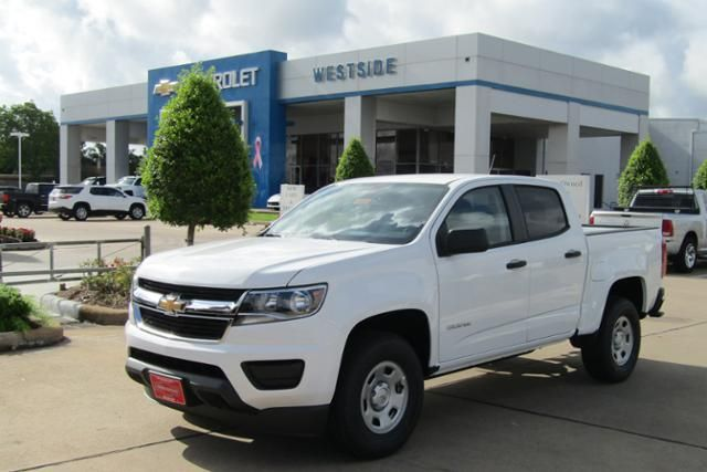 2018 Chevrolet Colorado Crew Cab Short Box 2 Wheel Drive Wt For