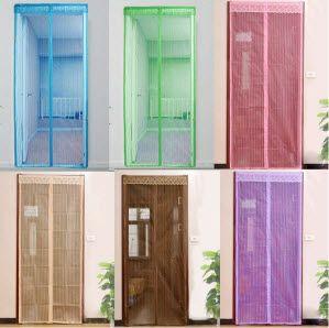 Beragam Jenis Tirai Pintu