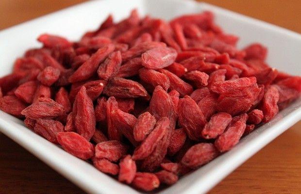 Ότι χρειάζεται να ξέρεις για την σούπερ τροφή goji berry!!!