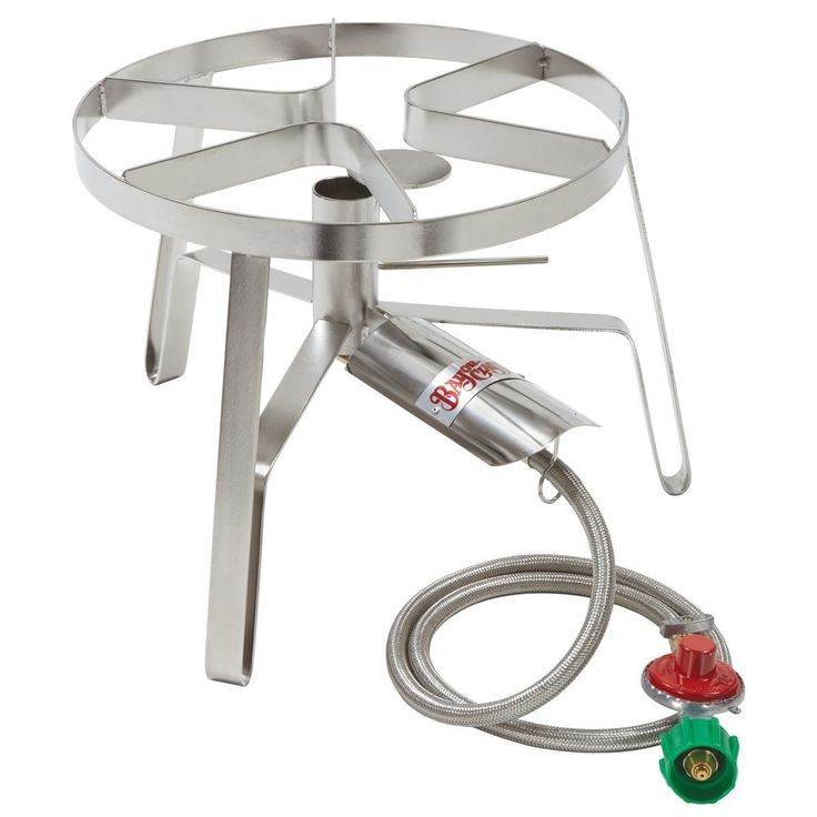Bayou Classic SS1 Stainless Steel (Silver) Jet Cooker - Stainless Steel