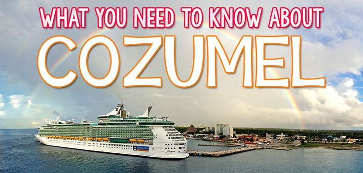 Cozumel, Mexico is one of the most popular Caribbean cruise ports and there is a lot to see and do here.  It remains a very popular Caribbean port f...